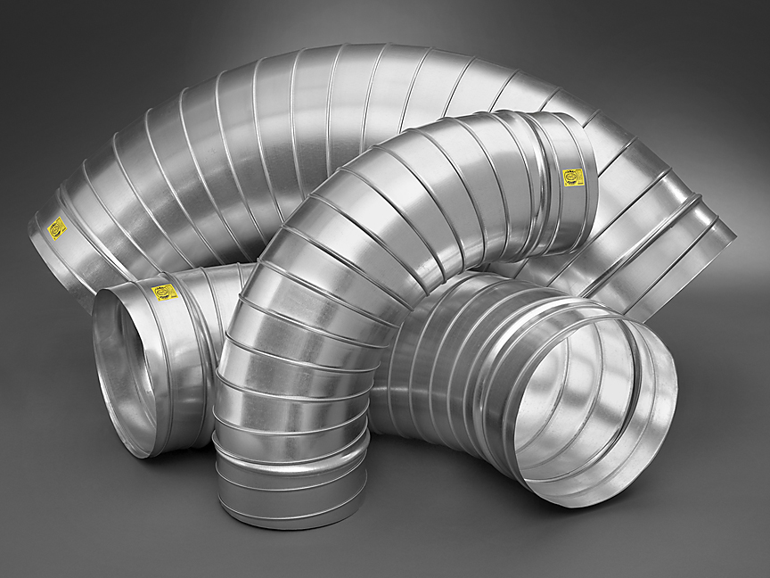 Spiral Elbows - Walsh & Albert Company